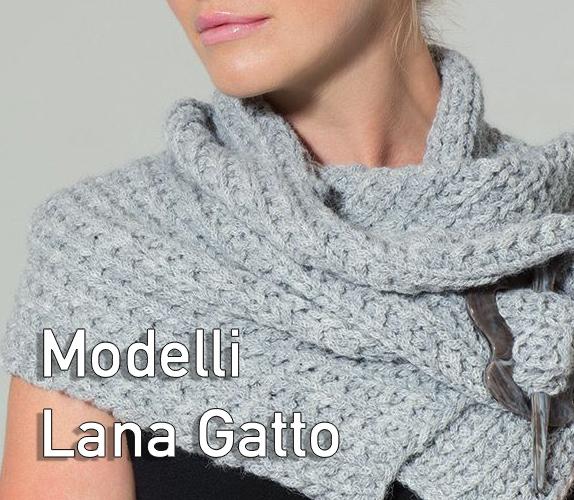 .Modelli Lana Gatto